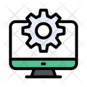 Computer Setting Icon