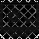 Cogwheel On Screen Cogwheel Logo Cogwheel Design Icon