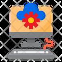 Computer Setting Icon