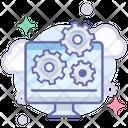Computer settings Icon
