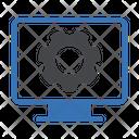 Setting Screen Lcd Icon