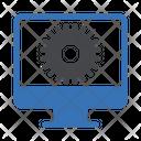 Gear Online Setting Icon