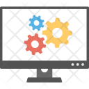 Computer Settings Service Icon