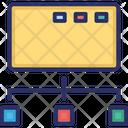 Computer Share Icon