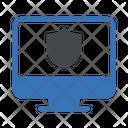 Computer Shield Vpn Security Icon