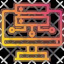 Computer Data Storage Icon