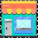 Laptop Computer Shop Icon