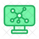 Computer Structure Icon