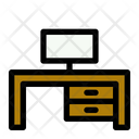Computer Table Icon