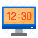 Computer Time Time Watch Icon