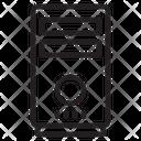 Computer Cpu Processing Unit Icon