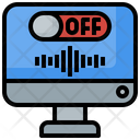 Computer Turn Off Icon
