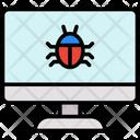 Computer Virus Computer Virus Icon