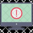 Error Risk Warning Icon