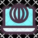 Computer Web Icon