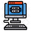 Server Computer Storage Icon