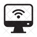 Computer Wifi Icon