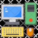 Computet Pc Desktop Icon