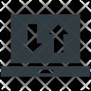 Computing Upload Download Icon