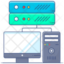 Computer Network Computing Information Network Icon