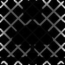 Computing Hierarchy Network Icon