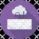 Computing Hosting Cloud Icon