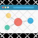 Computing Network Server Icon
