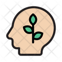 Concentration Innovation Mind Icon