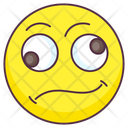 Concentrating Emoji Icon