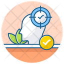 Concentration Absorption Application Attention Icon
