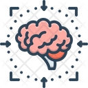 Concentration Thought Attention Icon