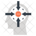 Concentration Focus Center Icon