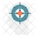Concentration Focus Target Icon