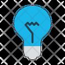 Concept Idea Light Bulb Icon
