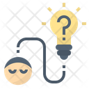 Concept Idea Thinker Icon