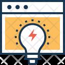 Concept Idea Web Icon
