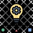Concept Idea Brainstorming Icon