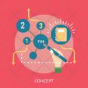Concept Creative Process Icon