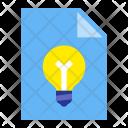 Concept File Idea Icon