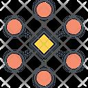 Concept Map Icon