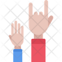 Concert Hands Icon