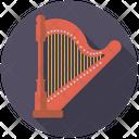Concert Harp String Icon