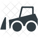 Concrete Truck Vehicle Icon