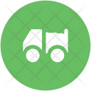 Concrete Vehicle Transport Icon