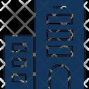 Concrete Buggy Icon
