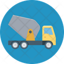 Concrete Vehicle Concrete Buggy Power Buggy Icon