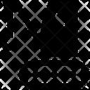 Concrete Bulldozer Icon
