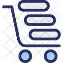 Concrete Cart Icon