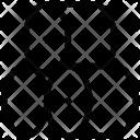 Concrete Drum Icon