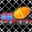 Concert Truck Concert Mixer Cement Mixer Icon